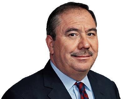 El presidente de la Paz — Arzú. Estadista