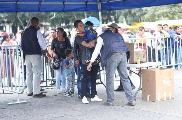 Fiscalía solicitará a la SAAS informes por el cierre de la Plaza de la Constitución