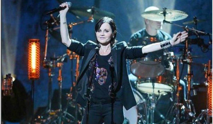 La cantante y vocalista de The Cranberries, Dolores O'Riordan falleció este lunes en Londres, Inglaterra, a los 46 años.(Foto Prensa Libre: Instragram thecranberries)