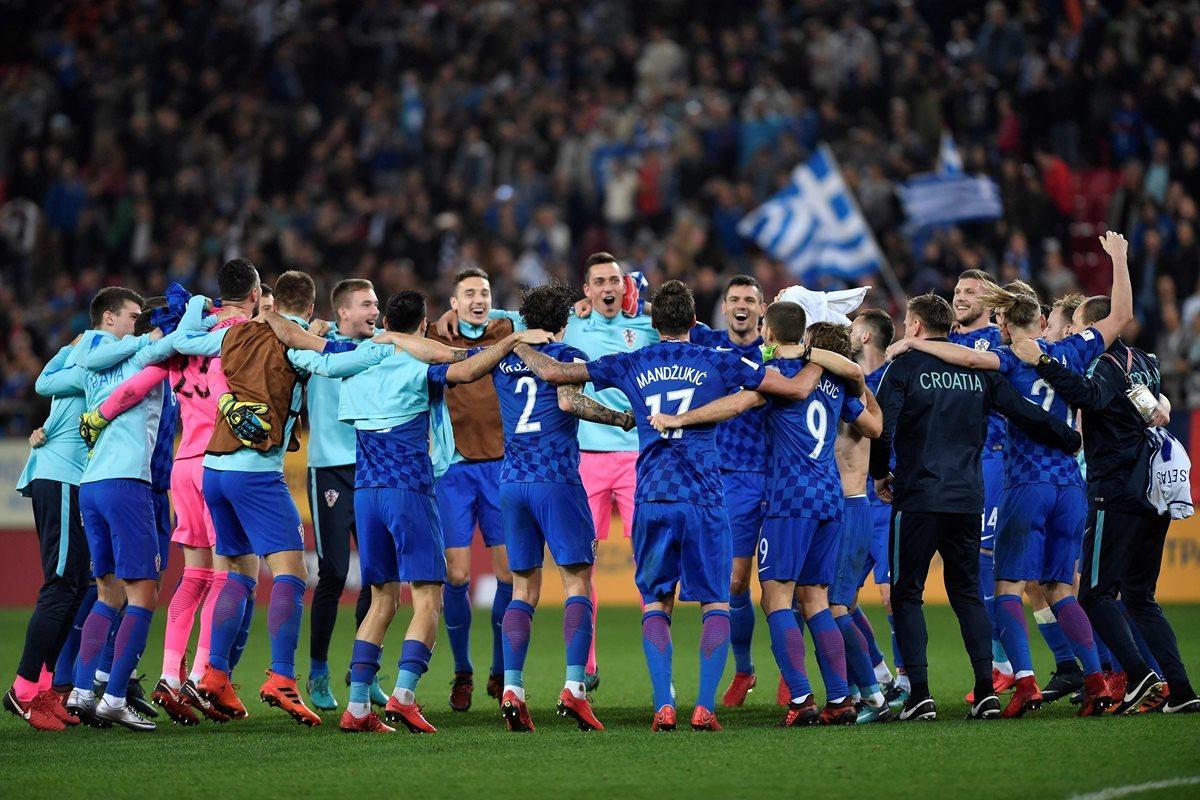 La Croacia de Luka Modric se clasifica sin apuros al Mundial de Rusia 2018