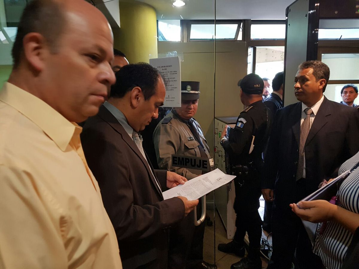 Cacif pide a SAT bajar intensidad a la persecución penal
