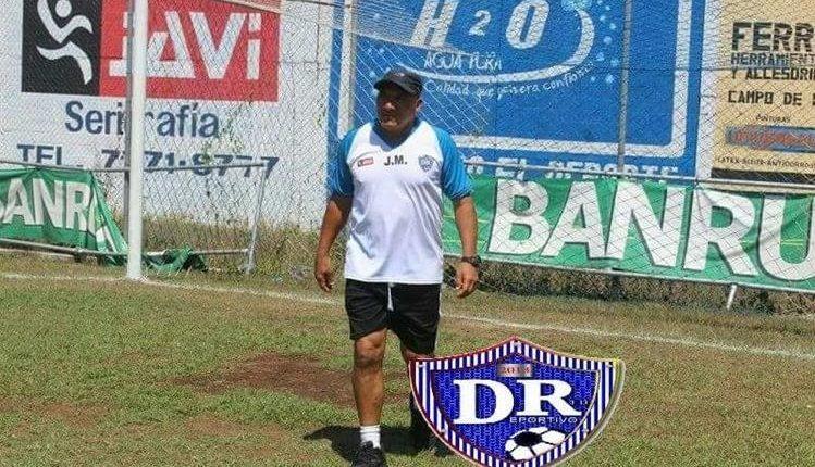 El exguardameta guatemalteco Jorge Humberto Marotta se desempeña como entrenador en el Deportivo Reu. (Foto Prensa Libre: Hemeroteca PL)