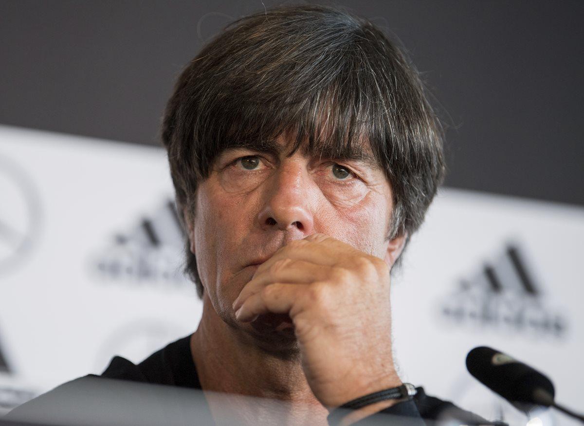 Low no se quedó callado y criticó duramente a ciertos malintencionados aficionados. (Foto Prensa Libre: AP)