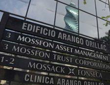 Oficinas del bufete de abogados panameño Mossack Fonseca en ciudad de Panamá. (AFP).