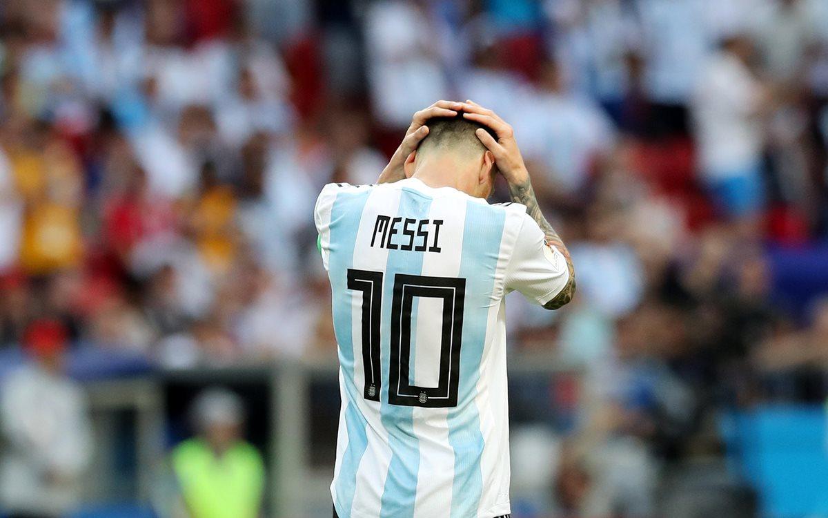 Messi, el culpable del divorcio de un matrimonio ruso de 14 años