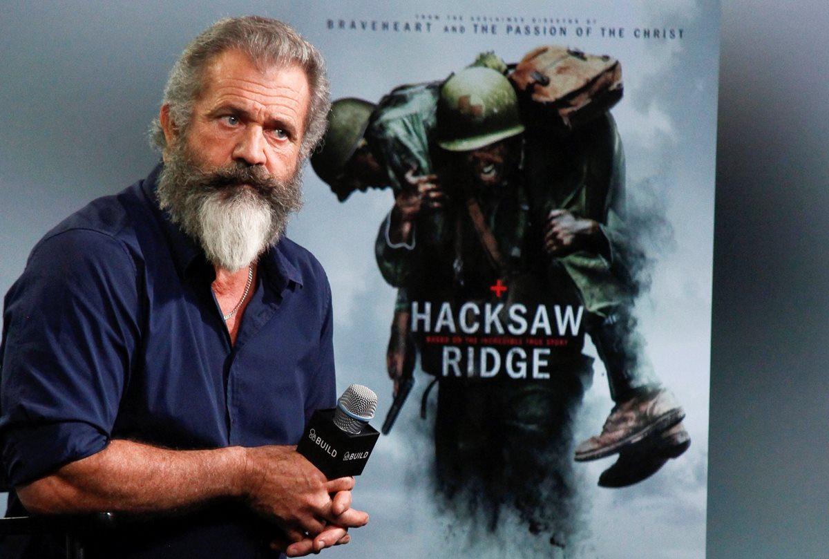 Mel Gibson se sienta otra vez en la silla de director de cine