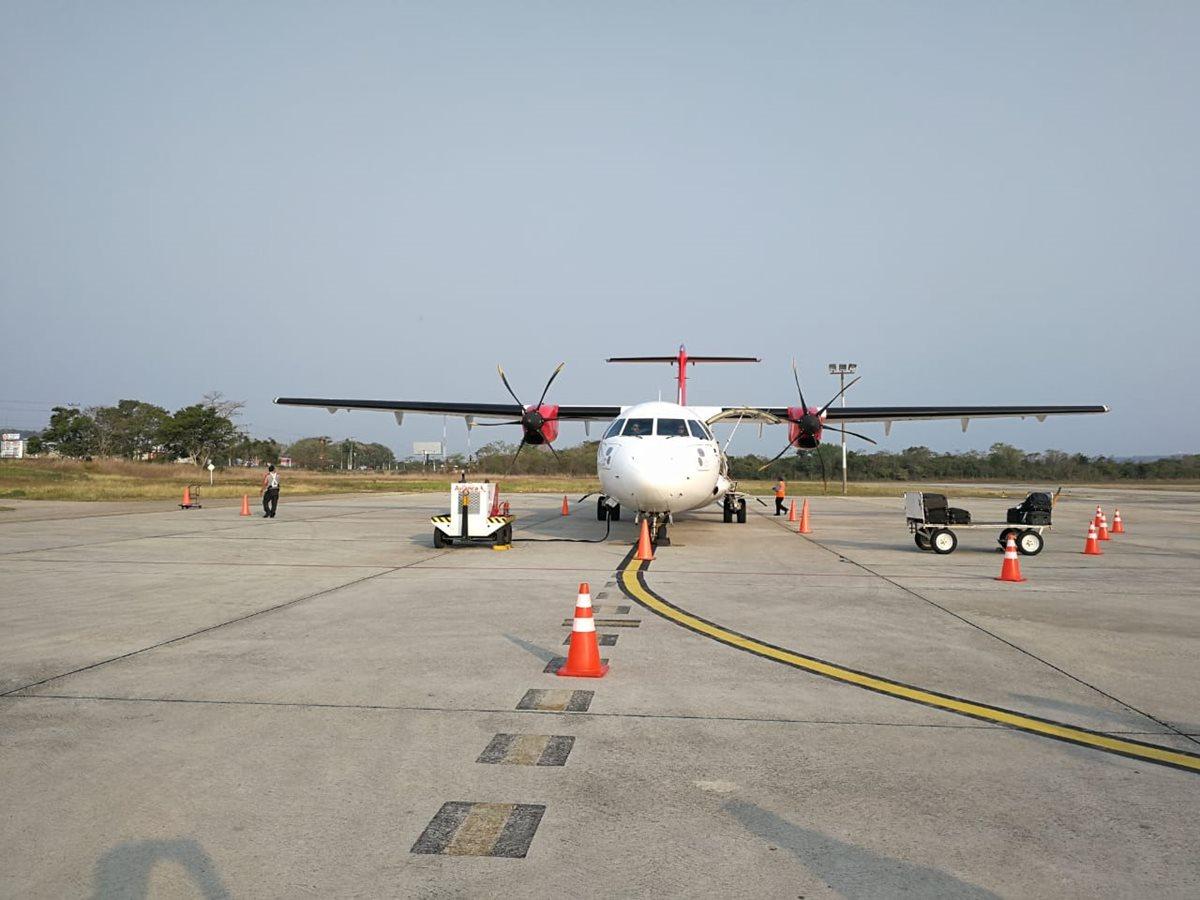 MP abre agencias para investigar crimen organizado en terminales aéreas de Petén y Quetzaltenango