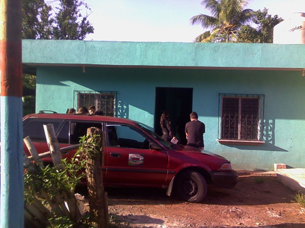 Amenazan a periodistas en Mazatenango por captura de policías
