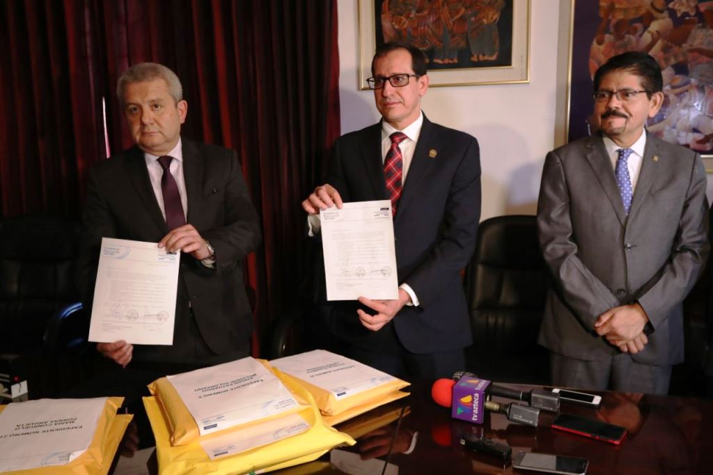 Demandan transparencia para elección de fiscal General