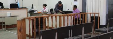 En el Tribunal de Sentencia de Jutiapa hay procesos programados hasta para dentro de dos años. (Foto Prensa Libre: Hugo Oliva)