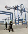 En el futuro, la Terminal de Contenedores Quetzal manejará la carga de contenedores de la Empresa Portuaria Quetzal.