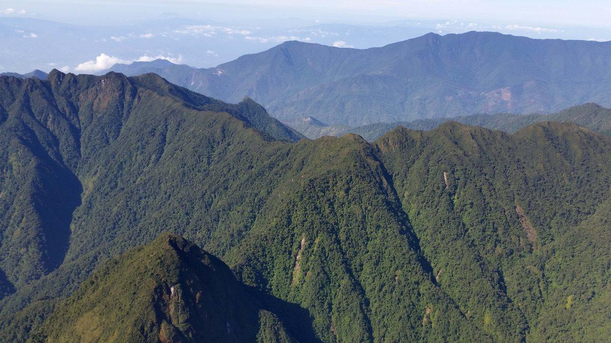 Sierra de las Minas es el segundo pulmón ecológico de Guatemala