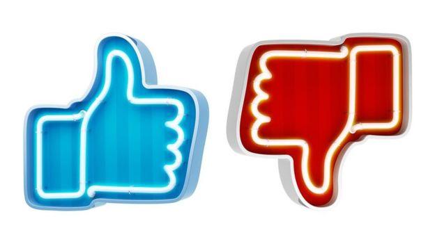 """Los """"likes"""" de Facebook también tienen un rol vital en las ventas online. GETTY IMAGES"""