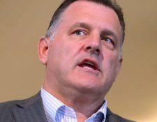 Steve Penny renunció debido a un escándalo sexual que envuelve a la Federación de Gimnasia de Estados Unidos. (Foto Prensa Libre:).