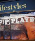 El grupo estadounidense Playboy anunció hoy que cierra todas sus páginas en Facebook por el escándalo de fuga de datos. (Foto Prensa Libre:AFP).