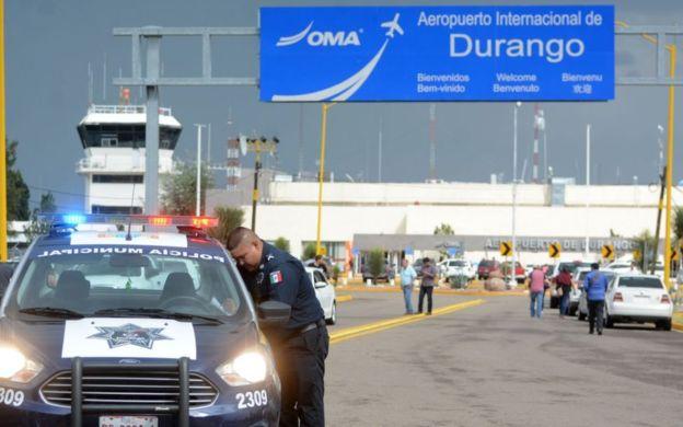 El avión perteneciente a la aerolínea Aeroméxico cayó después de despegar del aeropuerto de Durango. (Getty Images)