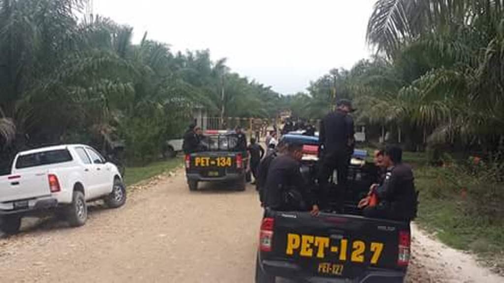 Autoridades allanan instalaciones de Repsa