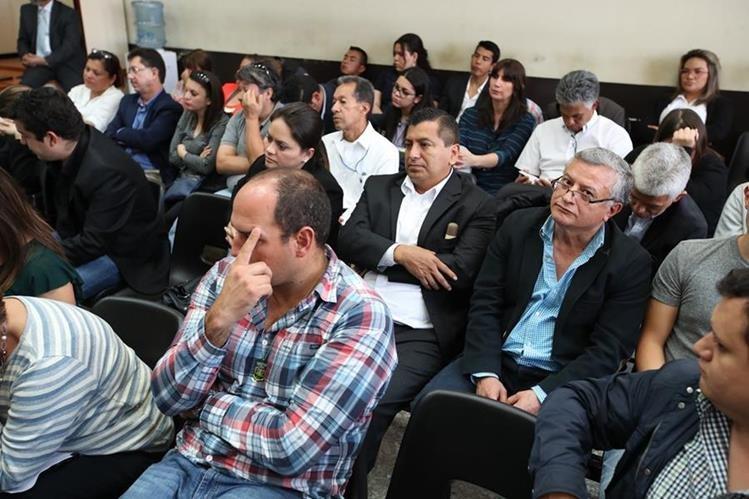 Audiencia del caso Traficantes de Influencias se detiene por cuarta ocasión