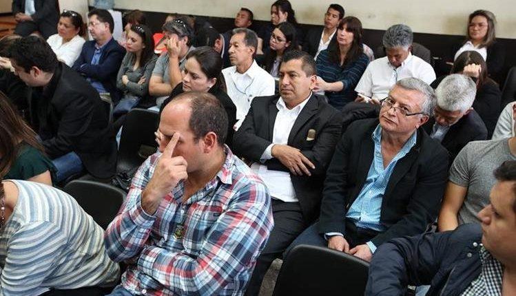 El caso Traficantes de Influencias se ventila en el Juzgado Décimo Penal. (Foto Prensa Libre: Hemeroteca)
