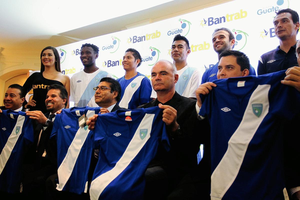 Bantrab se une como patrocinador al sueño mundialista de la Azul y Blanco