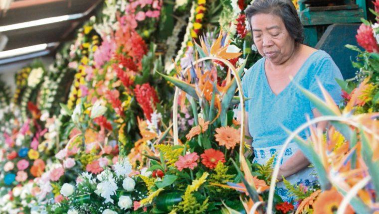 Mercado De Flores Mantiene Precios Prensa Libre