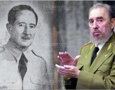 Ydigoras acusó a Fidel Castro del tráfico de armas. (Foto: Hemeroteca PL)