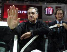Sergio Marchionne (I), administrador delegado de  Fiat, habló del intercambio de experiencias.