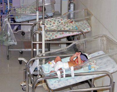 En enero murieron 31 bebés en hospital de Chimaltenango