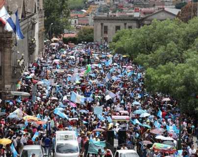 Paro Nacional: Quetzaltenango se une a movilizaciones