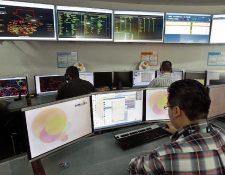 Energuate atiende a poblaciones de 19 departamentos del país. Posee un centro de control de su red.