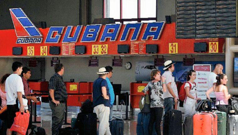 Vista interior del aeropuerto José Martí en La Habana. (Hemeroteca PL)