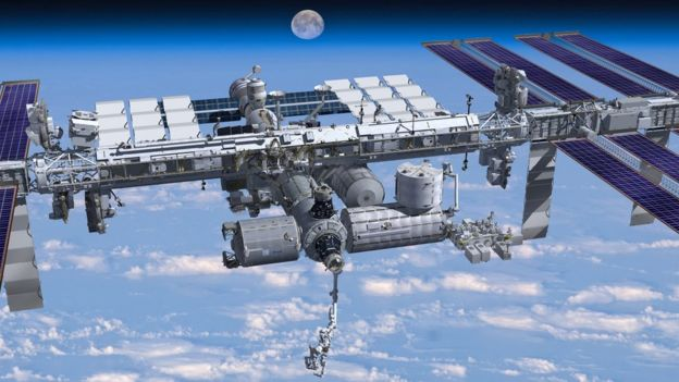 La estación Espacial Internacional tuvo durante un tiempo dos canciones de los Beatles como banda sonora. NASA