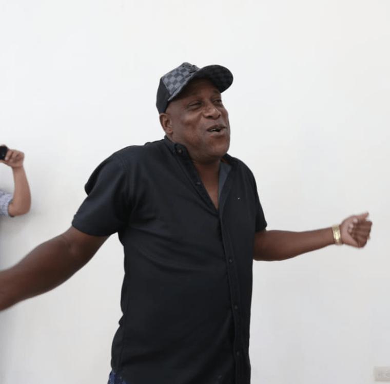 Hernán Medford se molestó por las declaraciones del entrenador costarricense. (Foto Prensa Libre: Francisco Sánchez)