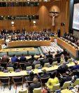 Jimmy Morales tiene programado hoy un discurso ante los Jefes de Estado, como parte de la 73 asamblea general de la ONU, en Nueva York. (Foto Prensa Libre: Hemeroteca PL)