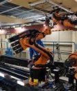 Los robots podrían volverse comunes en las construcciones, a medida que las compañías vayan reemplazando a los trabajadores que están envejeciendo. (GETTY IMAGES).