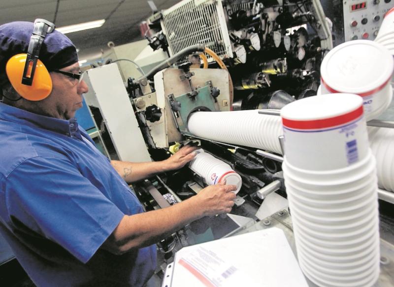 El indicador confirma que la producción nacional cerró este año en fase de recuperación. (Foto Prensa Libre: Hemeroteca PL).