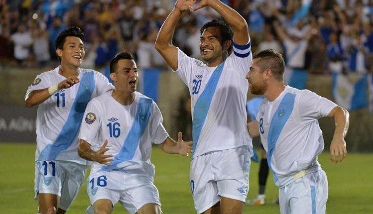 Carlos Ruiz ha sido el referente de la Selección Nacional de Guatemala durante los últimos años. (Foto Prensa Libre: Hemeroteca PL)