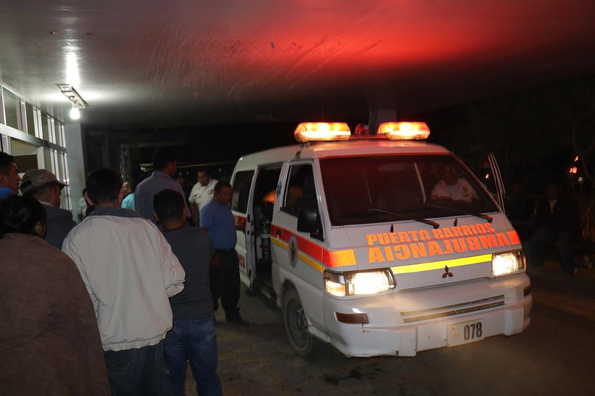 Niña muere en incendio de vivienda en Puerto Barrios