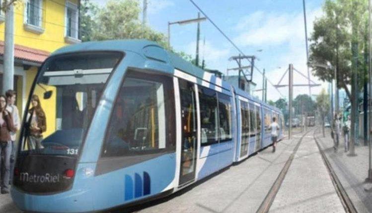 El Metro Riel es el proyecto que tiene más avance en la actualidad para su construcción. El 16 de julio pasado se formalizaron los derechos de vía. Foto Prensa Libre: Hemeroteca PL)
