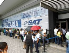 El directorio de la SAT perderá algunas facultades para resolver recursos de los contribuyentes y las ejercerán los dos tribunales, aduanero y tributario. (Foto, Prensa Libre:Hemeroteca PL)