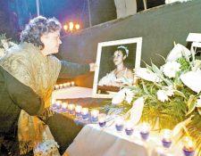 El caso de Véliz Franco fue el primero en llegar a la CIDH por temas de femicidio. Su mamá, Rosa Elvira Franco Sandoval —en la imagen— aún está a la espera de que el Estado de Guatemala acate la sentencia de la Corte.