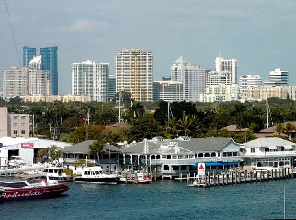 """Boca Ratón, en Florida, lidera la tabla de ciudades más """"perezosas"""" de EE.UU."""