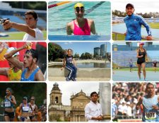 Nueve atletas, de tres deportes, están pendientes de participar por Guatemala en los Juegos Olímpicos. (Foto Prensa Libre: Gloria Cabrera).