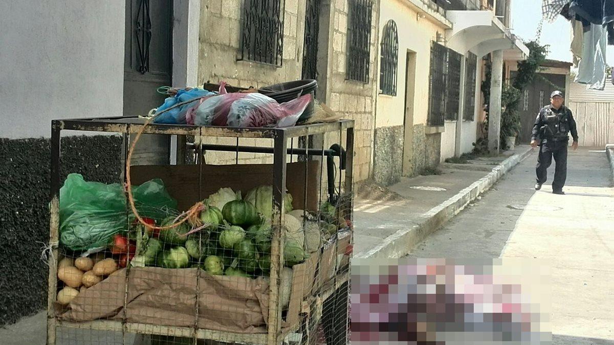 Vendedora de verduras es ultimada frente a su madre
