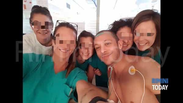 Rossi se recupera de sus heridas tras accidente de motocrós