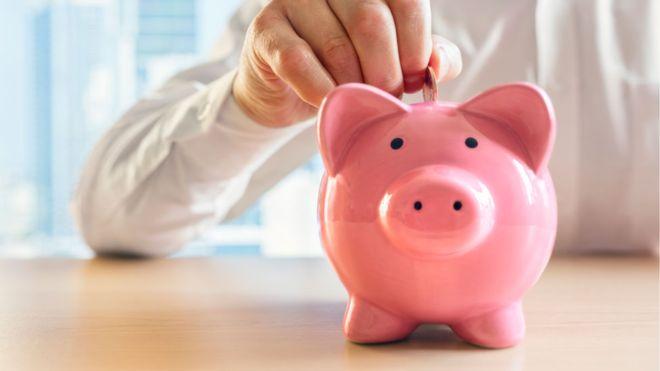 El hábito del ahorro se debe aprender desde la infancia. GETTY IMAGES