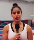 Ana Sofía Gómez se muestra motivada por el nuevo reto que ha asumido en su carrera deportiva. (Foto Prensa Libre: Instagram: sofiagomezp)
