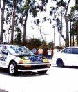 Los carros de Arriola (I) y Ceballos dieron el mejor espectáculo en esta tercera fecha.