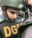 Jabes Emanuel Meda Maldonado es acusado de haber atropellado a estudiantes en la calzada San Juan. (Foto Prensa Libre: Hemeroteca PL)
