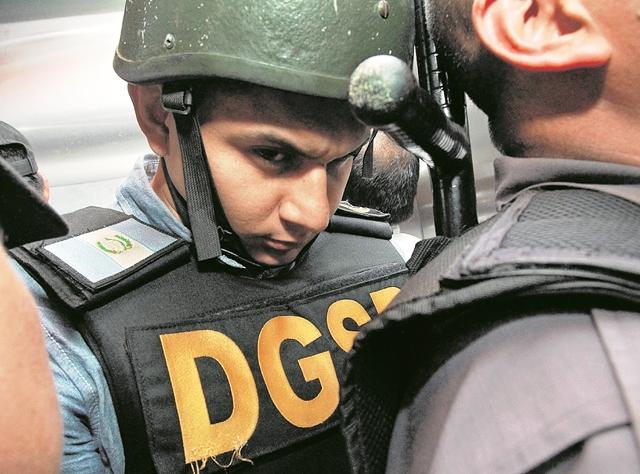 Defensa de Jabes Meda pide cambio de delito